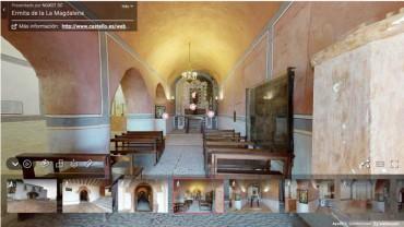 Ruta 3-D por el gótico de Castelló sin salir de casa