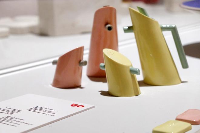 La Nau expone 40 años de cerámica seriada de la Escola d'Art Superior de Manises