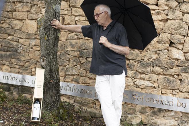 Mon, Antoni Llena, Vinya dels Artistes de Mas Blanch i Jove